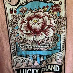 Lucky Brand Tops - Women's medium lucky shirt barely worn